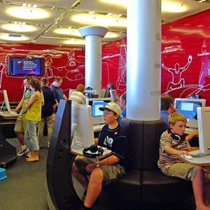 Интернет-кафе Каменского
