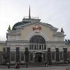 Железнодорожные вокзалы в Каменском
